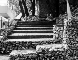 Stairs of Stone by ai-chyan