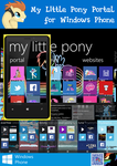 My Little Pony Portal for Windows Phone by ReignOfComputer