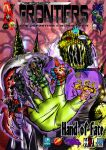 CROSSED FRONTIERS: COVER 2 by MutanerdA