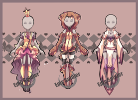 Costume adoptables 8(CLOSED) by Epic-Soldier