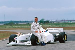 Jorg Muller (BMW Test - Spain 1999) by F1-history