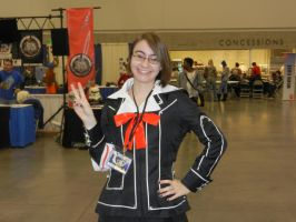 Nekocon 2012 Yuki by caseygracy1234