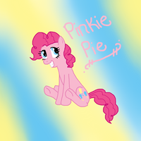 i love pinkie by Musicalmutt2