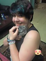 Meet Hiccup the Chinchilla! by Scoric