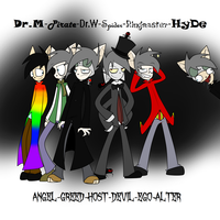 League Of Extraordinary Idiots by theStupidButterfly