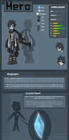 Hero's TSI Ref by DragonsPainter
