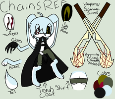 Chains the Soul :REF: by xxTornWorldxx