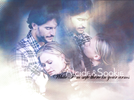 Alcide n Sookie by CarmenAckles
