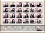 SNSD 2015 Season's Greetings Folder Icon Pack by Rizzie23