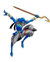 ! Sly Cooper by Dreballin3x
