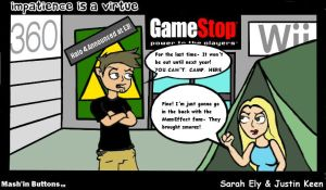Impatience is a Virtue by GamerGoddess360