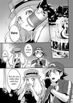 Serena-san is very loved. A SatoSere Comic. (Pg.6) by deimante2001