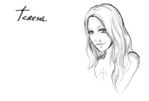 Just a sketch by Serpina-s