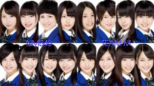 NMB48 Team M (May 2013) by jm511