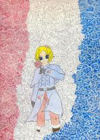 APH: France :D by Lilaaku