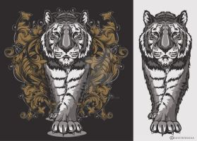 tiger by Daver2002ua