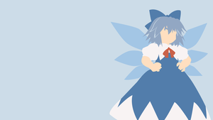 Cirno by Oldhat104