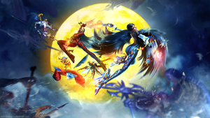 Bayonetta 2 - Wallpaper Update by FearEffectInferno