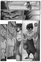 DBZ - Luck is in Soul at Home - Luck 5 Page 20 by RedViolett