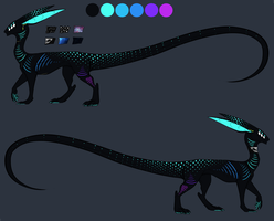 Cosmic Constellation - Temp Ref by Reality-Rebel