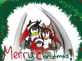 Christmas pic by VerbbyShadow