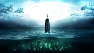BioShock Collection Wallpaper by Binary-Map