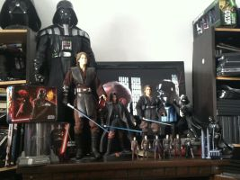 Anakin/Vader Collection by JediAnakinSkyguy