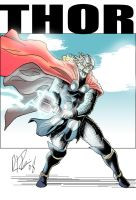 Can't stop with the THOR... by dio-03
