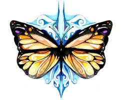 FUNKY BUTTERFLY by Quiccs