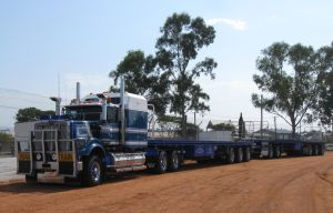 Road Train on display by RedtailFox