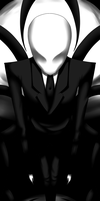 Slenderman_Perspective makes you slender by Chivi-chivik