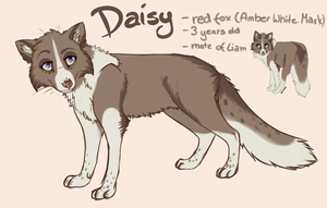 Daisy Sheet (OLD 2011) by NicoleSt