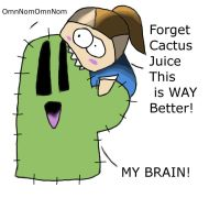 Cactus.. mmm... by Kali15