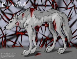 Bloodwolf by NuclearNinja