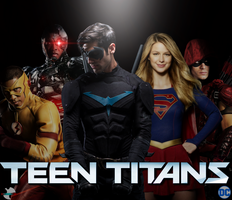 Teen Titans by ArkhamNatic