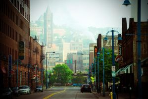 Canal Park Duluth, MN by mity1021