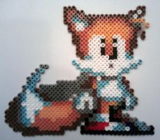 Fuse Bead Tails by ProbonoBear