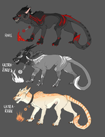 Asare Adoptables! by Rinermai