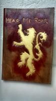 Lannister House Sigil Journal by MaiseDesigns