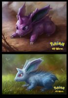 032-029 Nidoran by DanteCyberMan