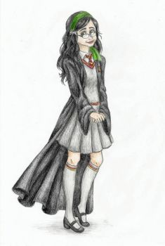 The Adventures of Harriet Potter: Year 5 - Ch1 by the-mind-of-kleinnak