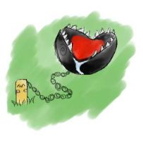 Poor, poor Chain Chomp... v.2 by 0shin0dod0