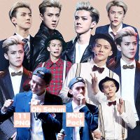 Oh Sehun's PNG Pack {Various events} by kamjong-kai