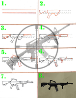 Standard Rifle Tutorial for Amateurs by TheRebornAce