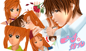 Peach Girl - Without You by j-b0x