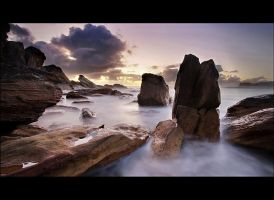 Barrenjoey by timbodon