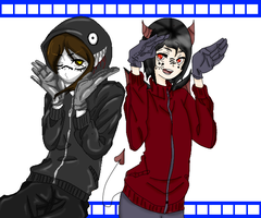 Matryoshka Collab by The-Insane-Puppeteer