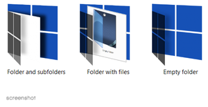 Window - icons for live folder by tchiro