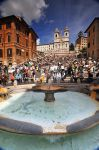 Spanish Steps by geolio