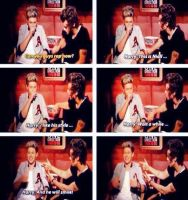 Narry moment by DirectionForLyfe